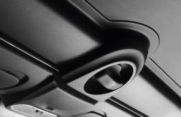 Renault Wind, roof release handle