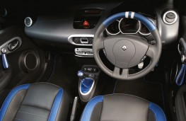 Renault Wind Gordini, interior
