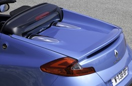 Renault Wind, rear, detail