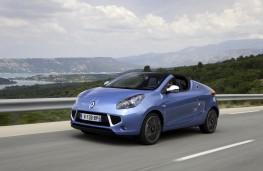 Renault Wind, side