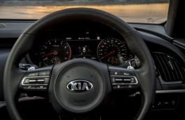 Kia Stinger GT S, 2017, instrument panel