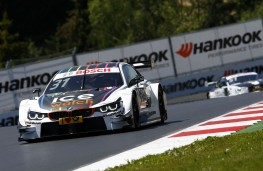 BMW M4, DTM racing car, 2016