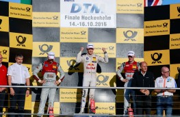 Marco Wittmann, DTM champion 2016