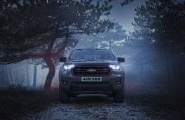 Ford Ranger Wolftrak, 2021, nose
