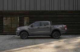 Ford Ranger Wolftrak, 2021, side