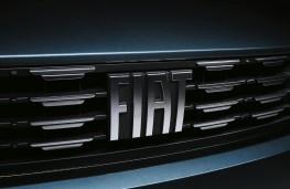 Fiat logo, 2020