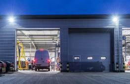 Mercedes-Benz Vans, workshop