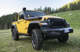Jeep Wrangler 1941, 2019, front