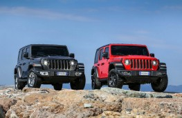 Jeep Wrangler, 2018, pair