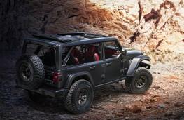 Jeep Wrangler Rubicon 392 Concept, 2020, rear