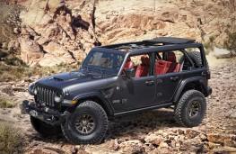 Jeep Wrangler Rubicon 392 Concept, 2020, front