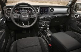 Jeep Wrangler 80th Anniversary Special Edition, interior