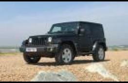 Jeep Wrangler, side