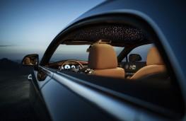 Rolls-Royce Wraith Luminary Collection, 2018, starlight headliner