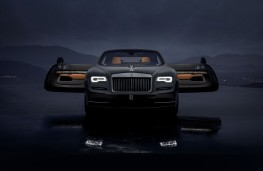 Rolls-Royce Wraith Luminary Collection, 2018, nose