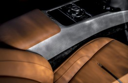 Rolls-Royce Wraith Luminary Collection, 2018, stainless steel fabric