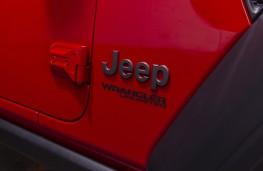 Jeep Wrangler 1941, 2021, badge