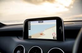 Kia Stinger GT S, 2017, display screen