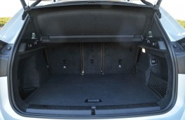 BMW X1, boot