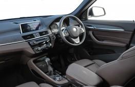 BMW X1, interior