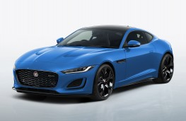Jaguar F-Type Reims Edition, 2021, front
