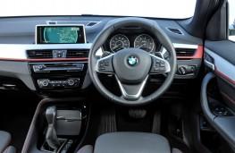 BMW X1 2015, interior