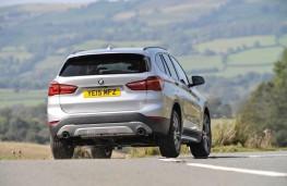 BMW X1 2015, rear