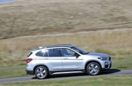 BMW X1 2015, side