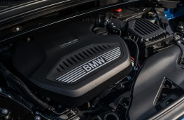BMW X2, 2018, engine