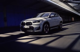 BMW X2, 2018, front