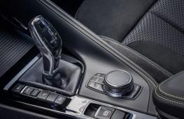 BMW X2, 2017, gear lever