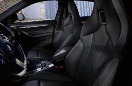 BMW X2, 2018, interior