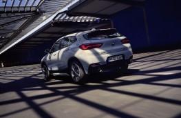 BMW X2 Mesh Edition, 2021, rear