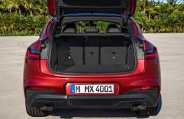 BMW X4 M40d, 2018, boot