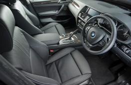BMW X4, interior