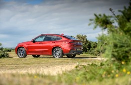 BMW X4 xDrive 20d M Sport, 2018, rear