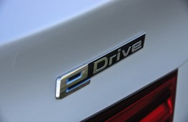BMW X5 xDrive40e M Sport, badge