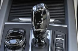 BMW X5 xDrive40e M Sport, gear lever