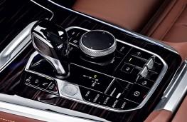 BMW X5, 2018, gear lever