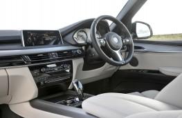 BMW X5 xDrive40e M Sport, interior