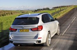 BMW X5 xDrive40e M Sport, rear