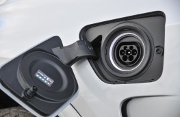 BMW X5 xDrive40e M Sport, plug-in socket