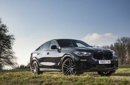 BMW X6, 2019, front