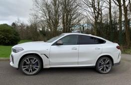 BMW X6, 2021, side