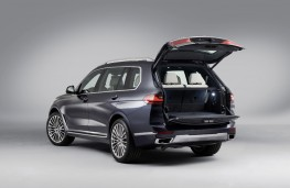 BMW X7, 2018, boot