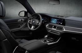 BMW X7 Dark Shadow Edition, 2020, interior