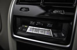 BMW X7 M50d, 2019, rear controls