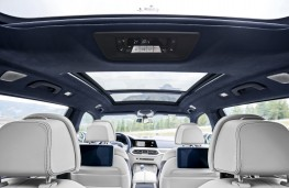 BMW X7, 2018, sunroof