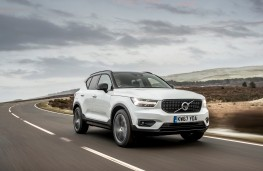 Volvo XC40, What Car Car of the Year 2018