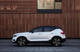 Volvo XC40, European Car of the Year, 2018
